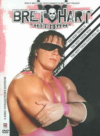 BRET THE HITMAN HART:BEST THERE IS TH BY HART,BRET (DVD)