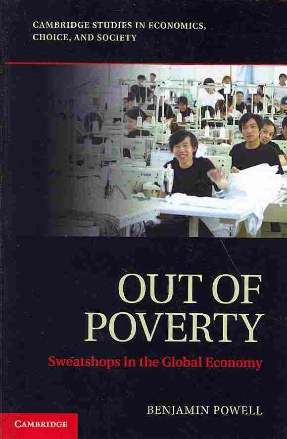 Out of Poverty By Powell, Benjamin